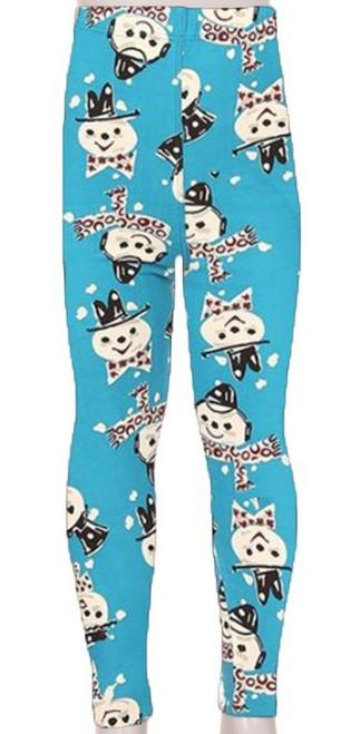 Kids Leggings ~ frosty