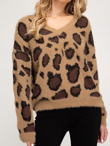 Hear Me Roar Sweater
