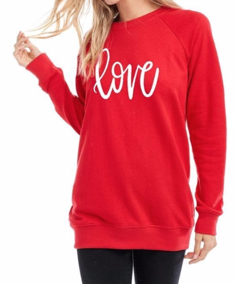 Cozy Love ~ red