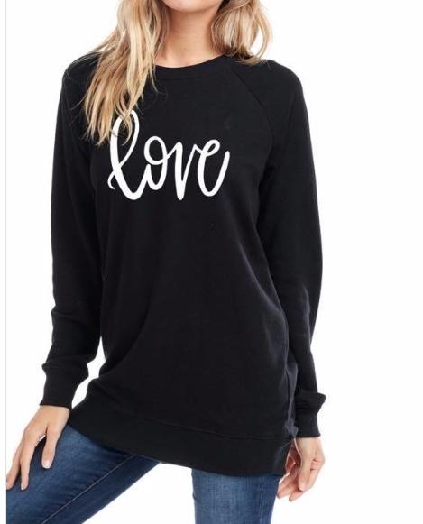 Cozy Love ~ black