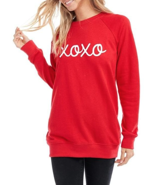 XOXO ~ red