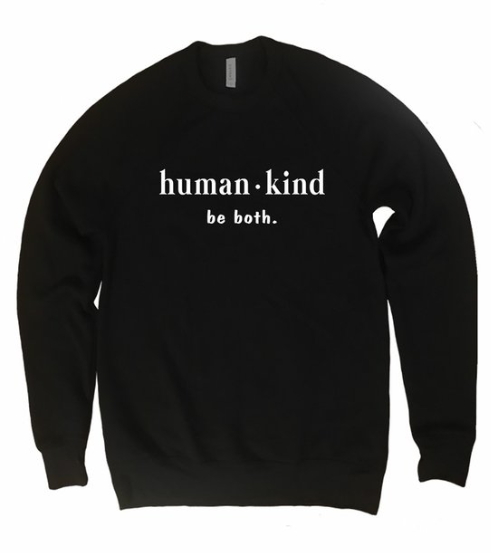 Human * Kind ~ black