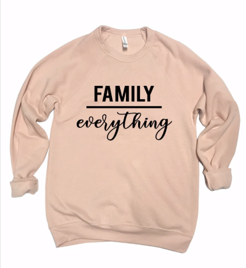 Family | Everything ~ light peach