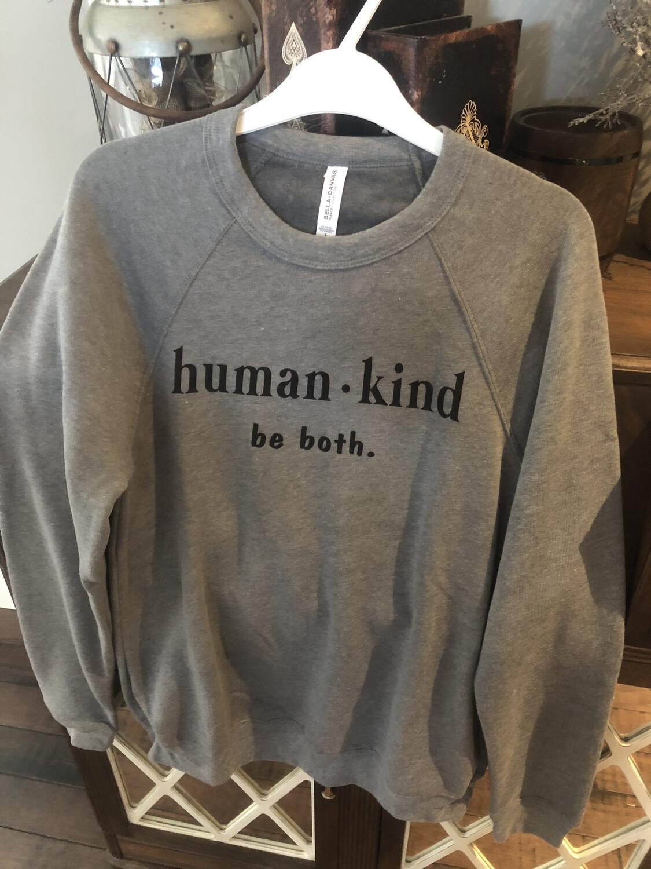 Human * Kind ~ grey
