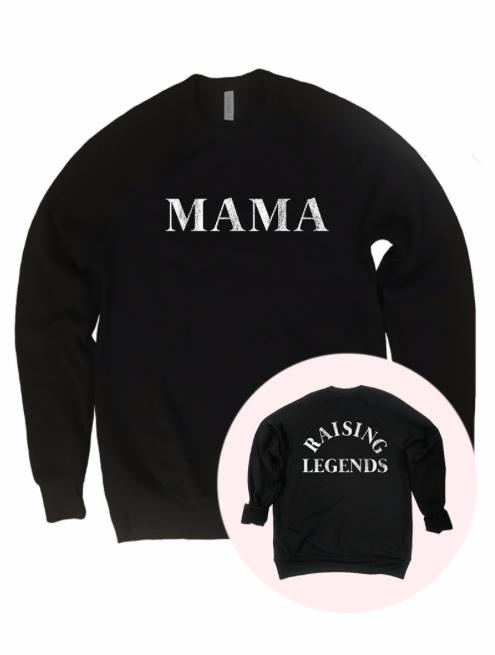 MAMA - Raising Legends | Black