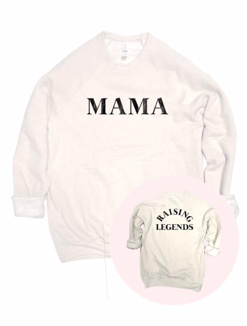 MAMA - Raising Legends   Dust