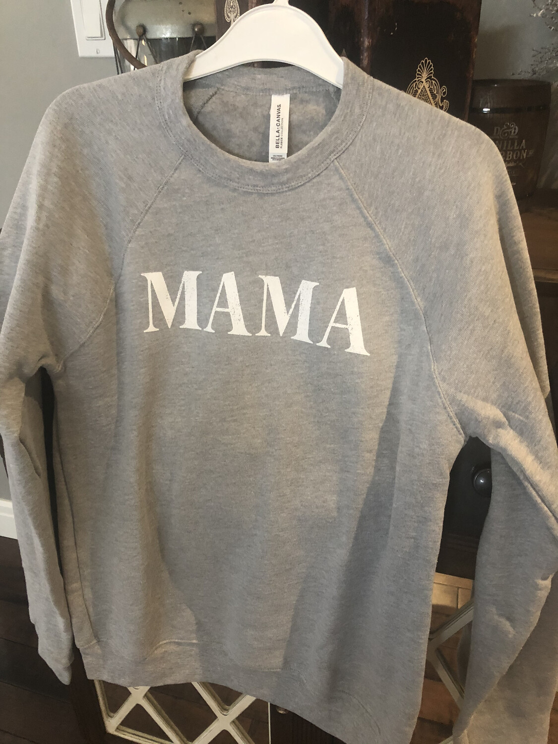 MAMA - Raising Legends | light grey