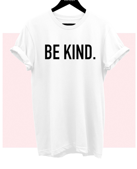 BE KIND - Bold - White