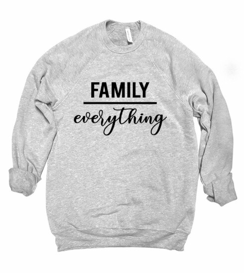 Family | Everything ~ light grey