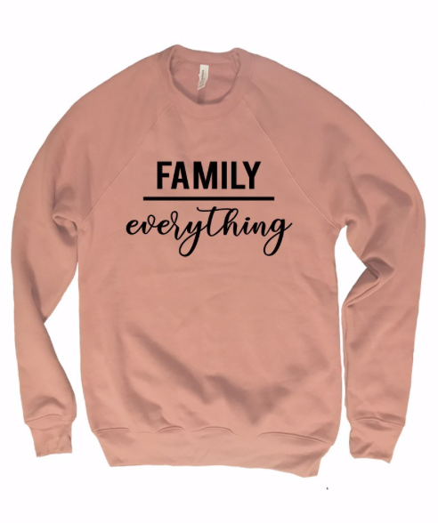 Family | Everything ~ mauve pink