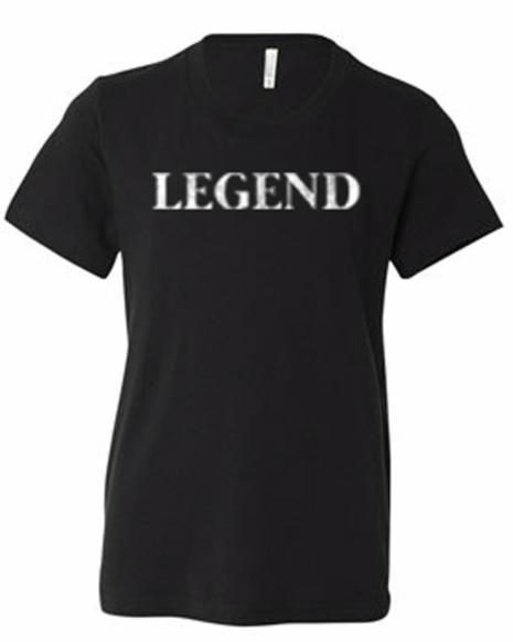 LEGEND (adult Sz) Black
