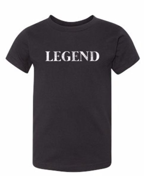 LEGEND - KIDS - Black