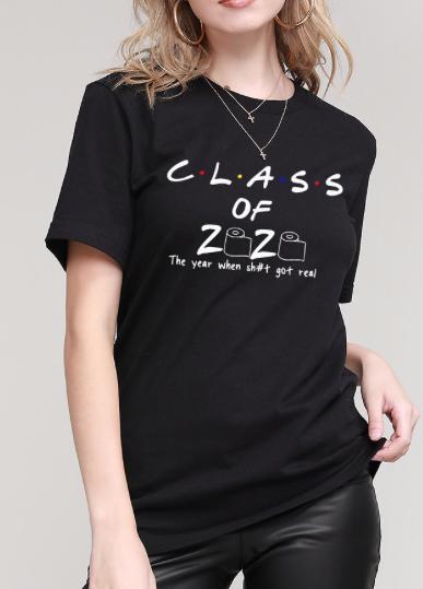 Class of 2020 ~ black
