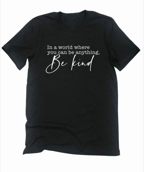 In a world... NEW COLLECTION | black