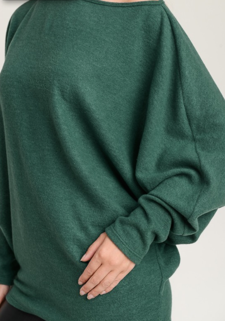 Slouchy Green