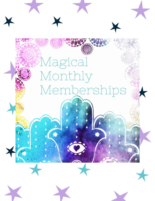 Magical Membership: Abundant Level (Spiritual Synergy Sessions)