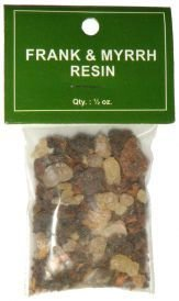 Frankincense and Myrrh Resin