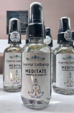 Meditation Mist meditation mist