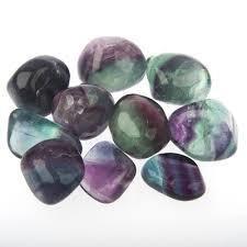 Fluorite (Rainbow) Energy Stone 00049