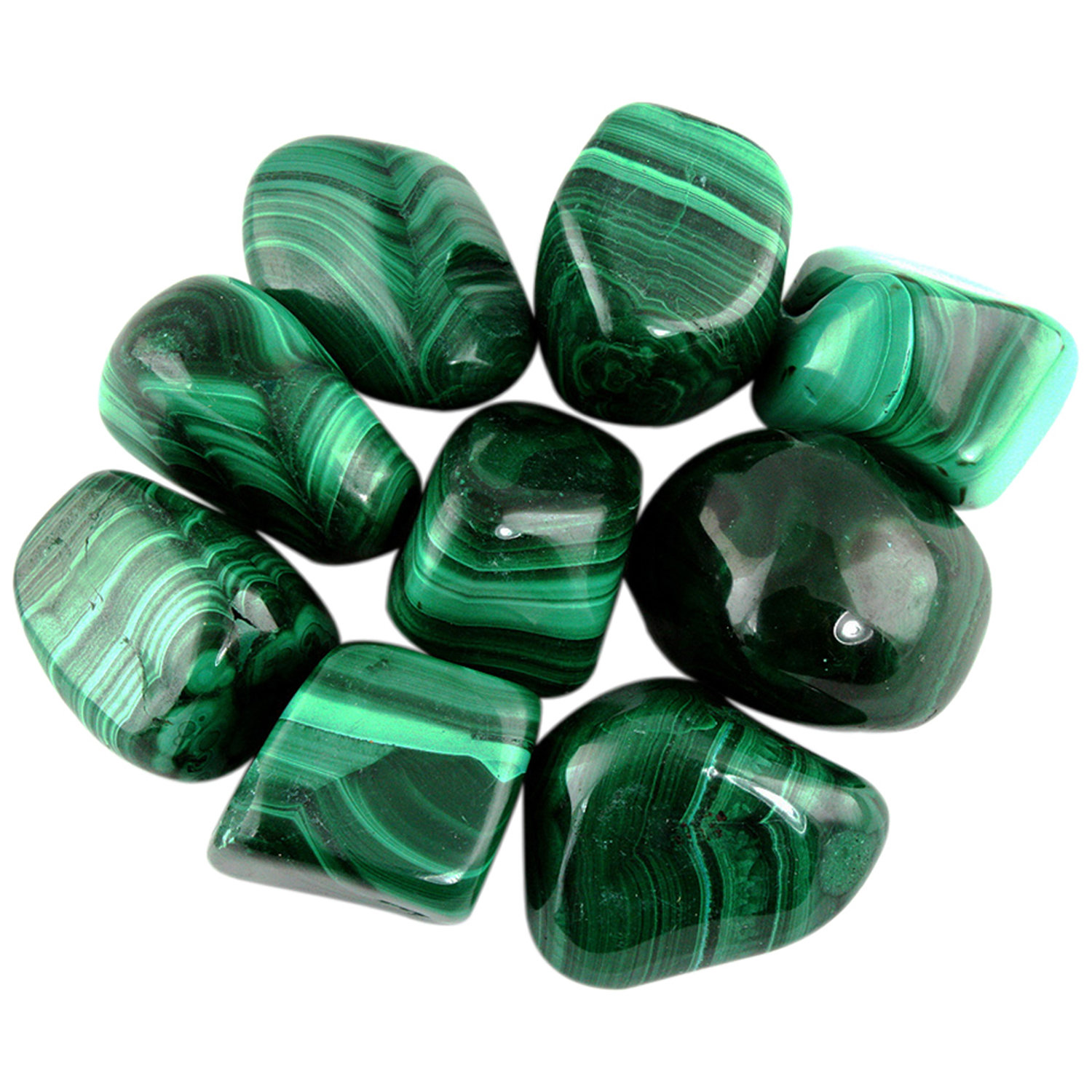 Malachite Energy Stone 00048