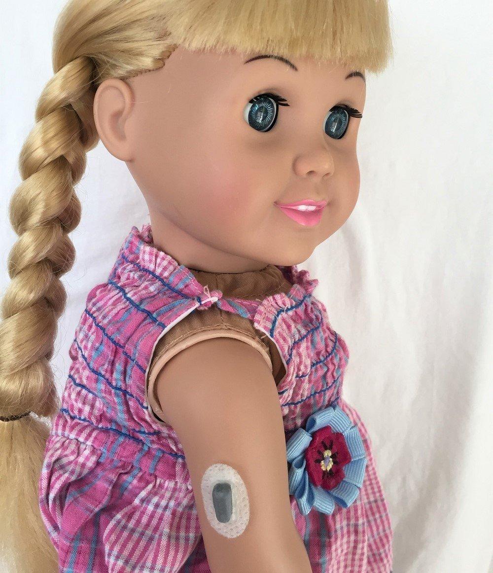 DOLL-Dex Glucose Monitor (18inch AG Doll )