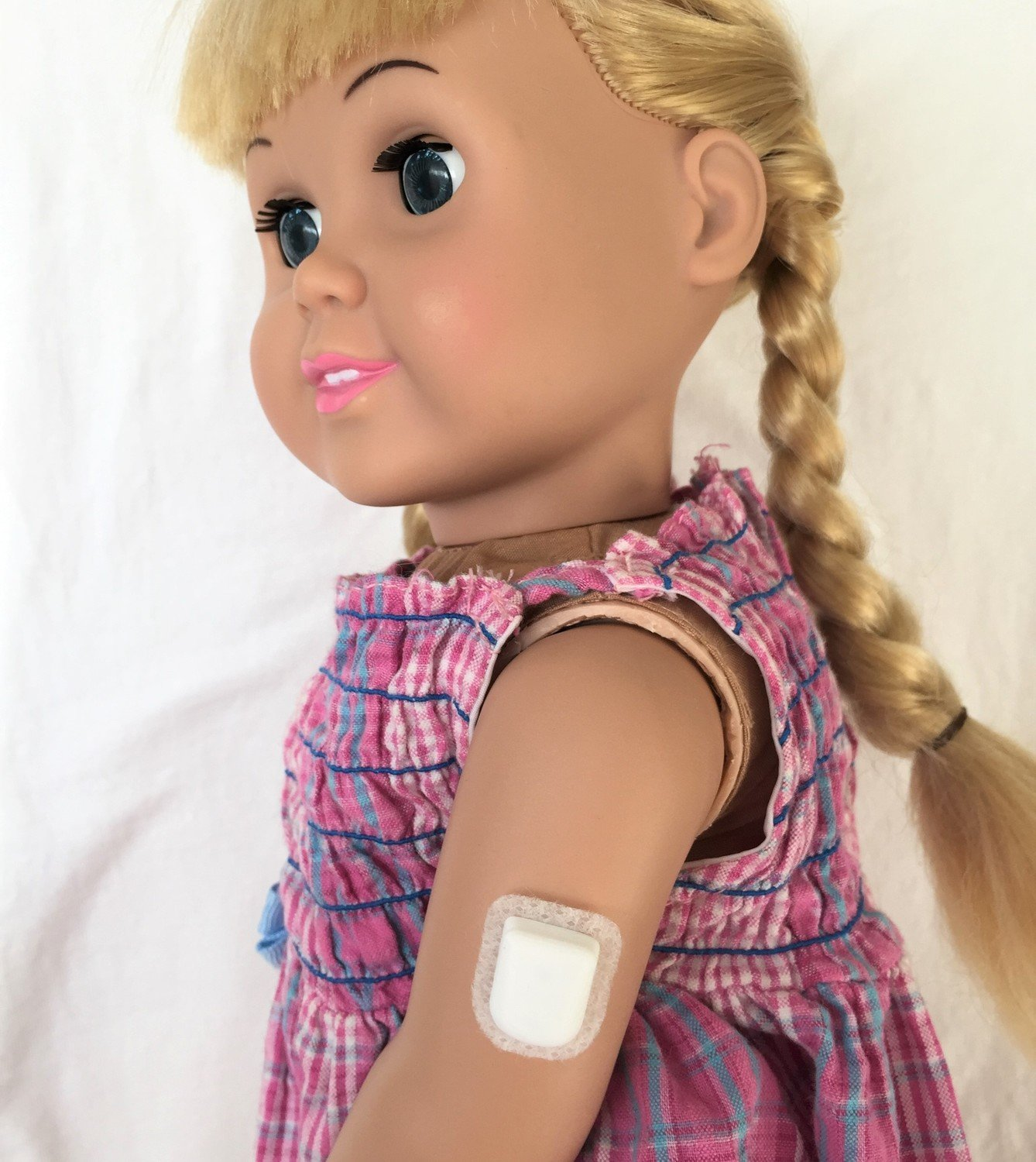 DOLL-Omni Insulin Pump (18inch AG Doll )