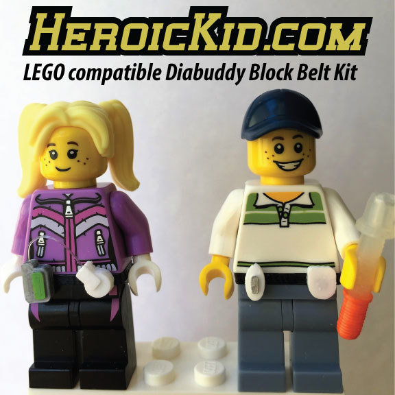 Diabuddy Block Belt Kit