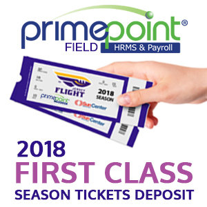 2018 FIRST CLASS SEASON TICKETS - DEPOSIT SFCD18