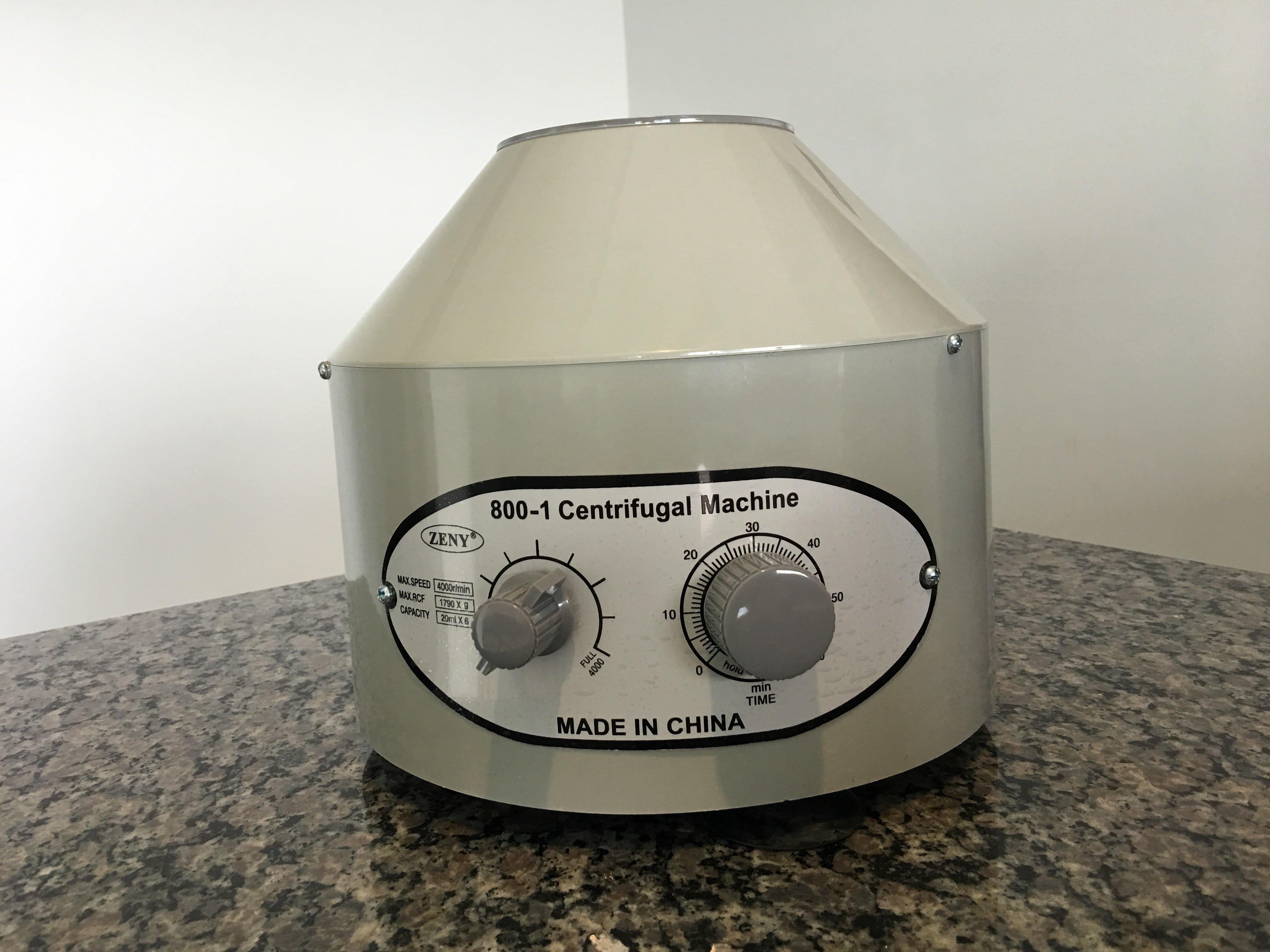 800-1 4000 RPM Centrifuge Centrifuge