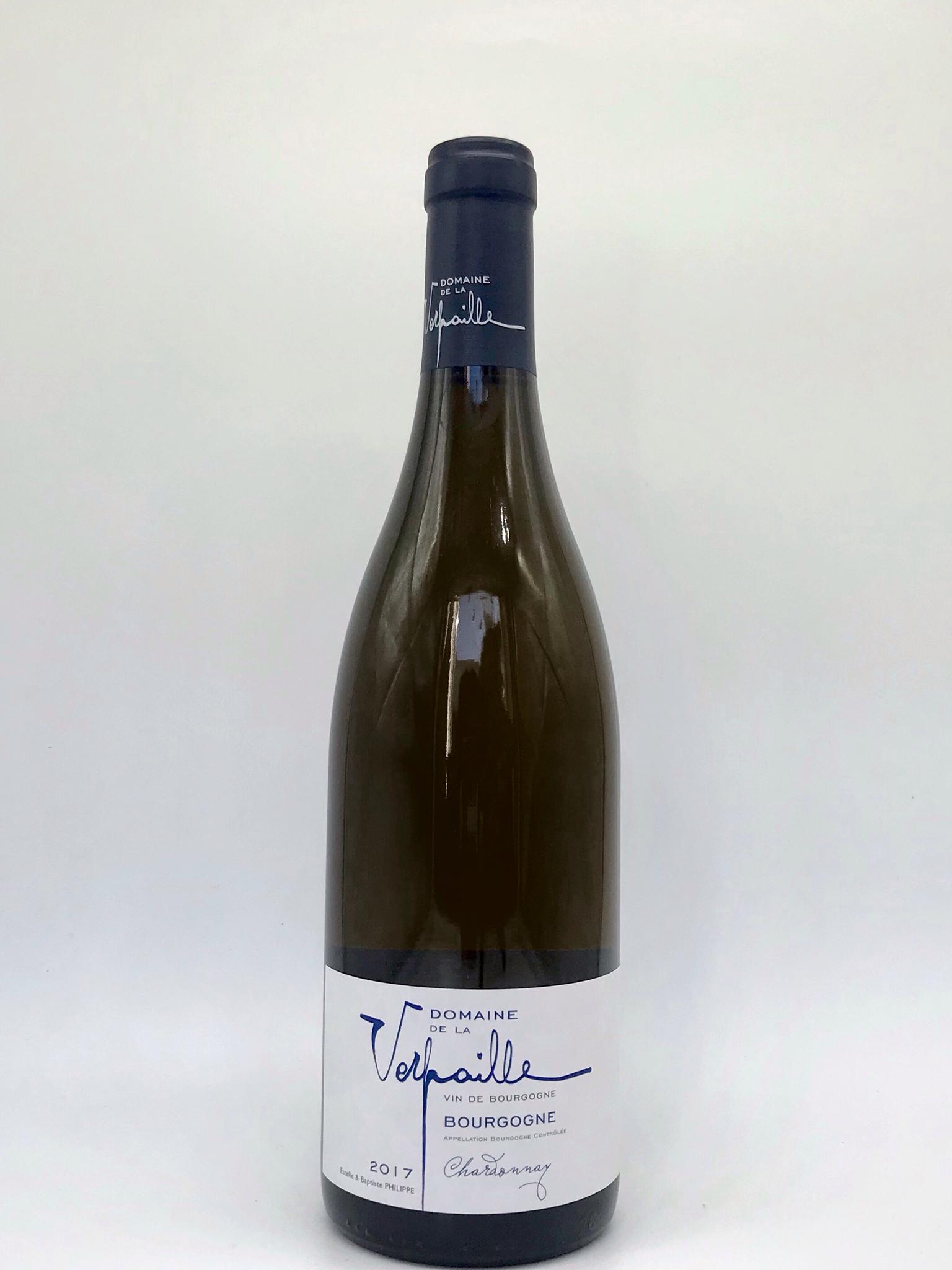 Bourgogne Chardonnay 2017, Domaine de la Verpaille 00144