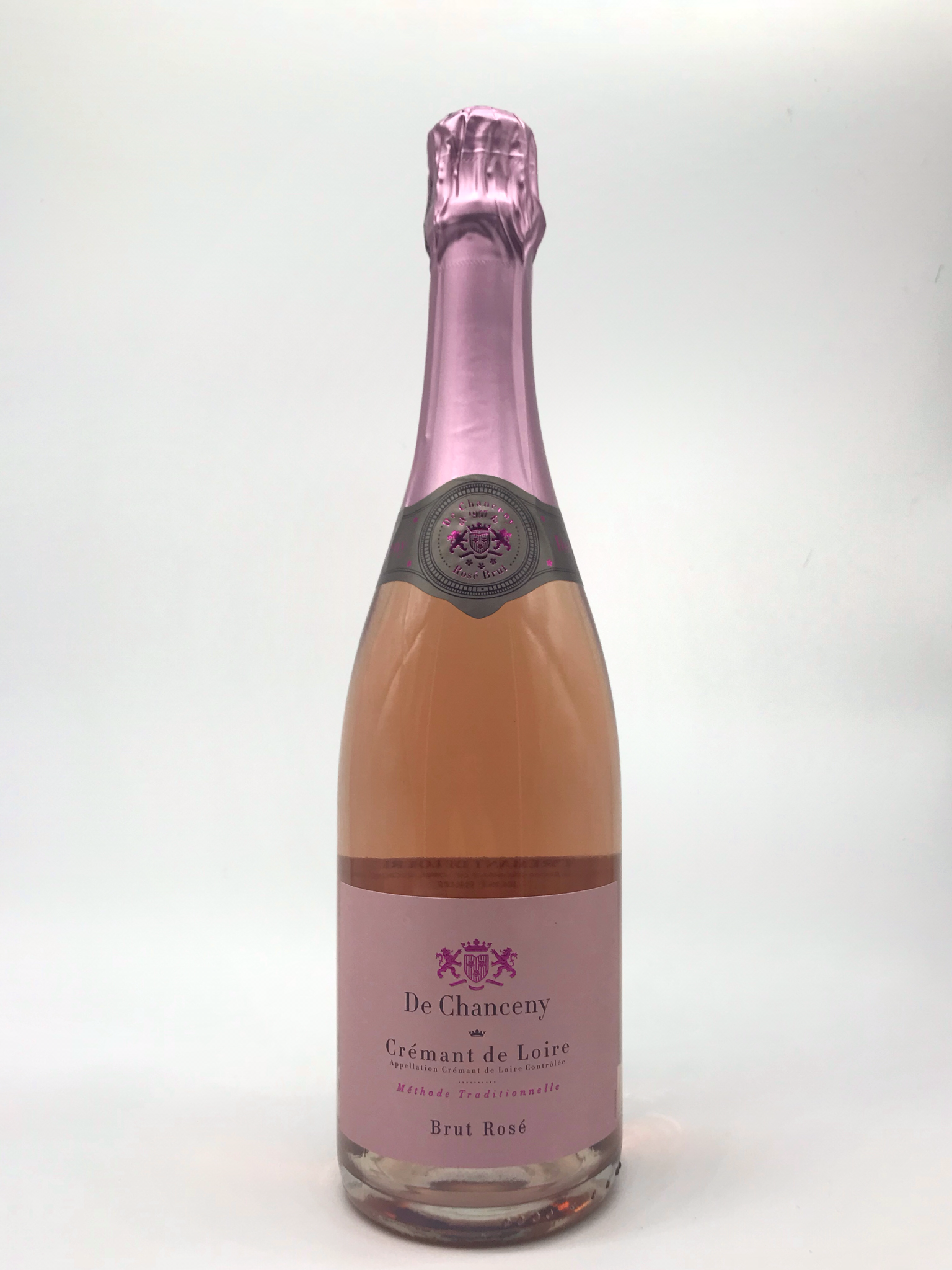De Chanceny Cremant de Loire Brut Rose NV 00093