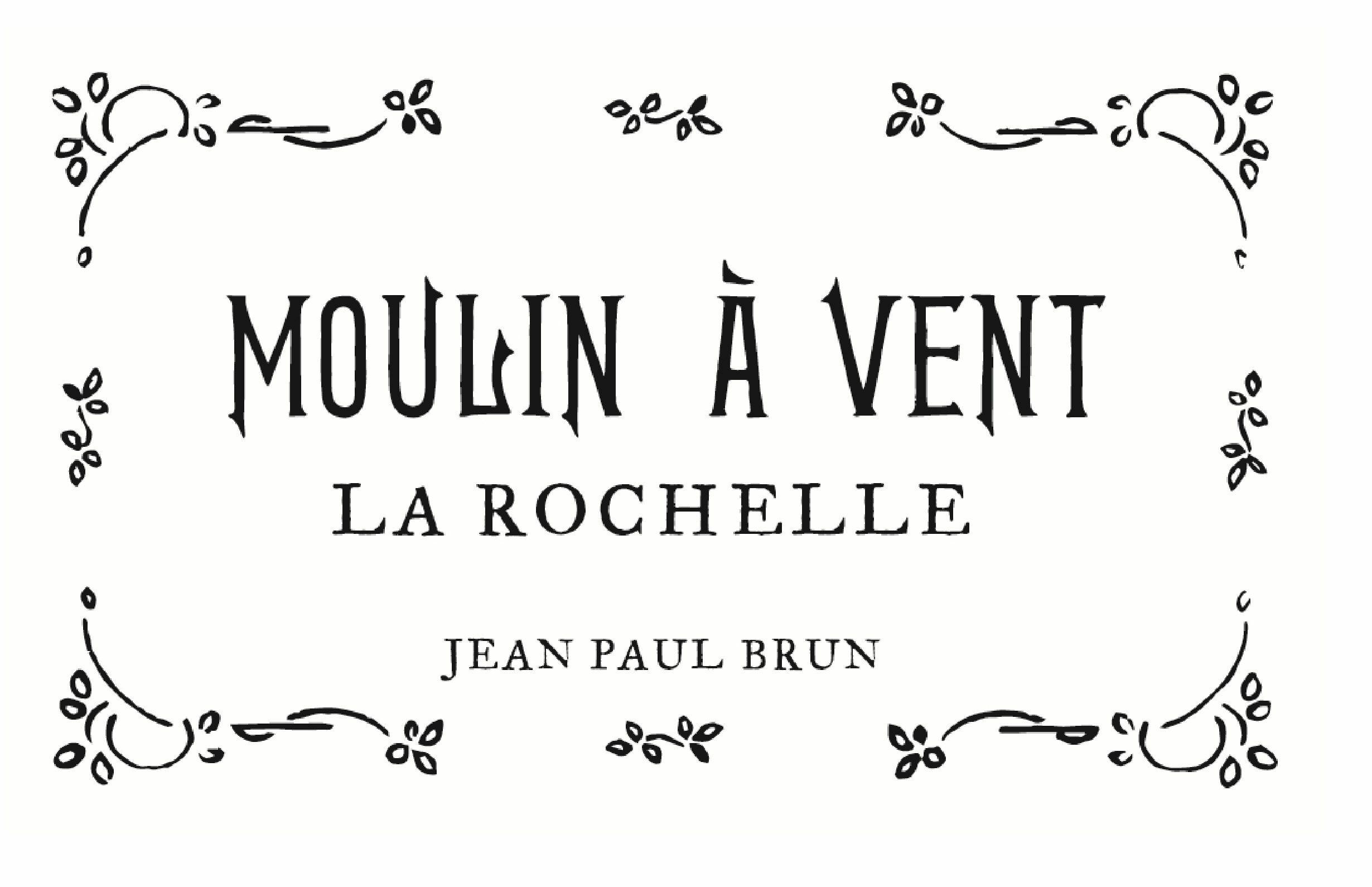 Moulin-a-Vent 'La Rochelle' Jean Paul Brun Terres Dorees 2015 00184