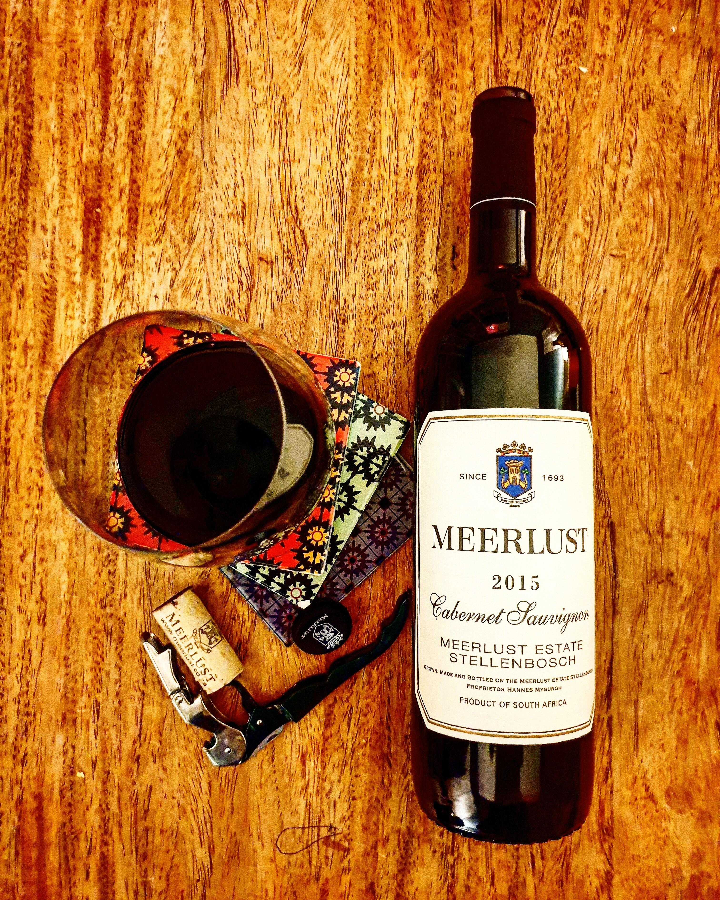 Meerlust Cabernet Sauvignon 2015 00168