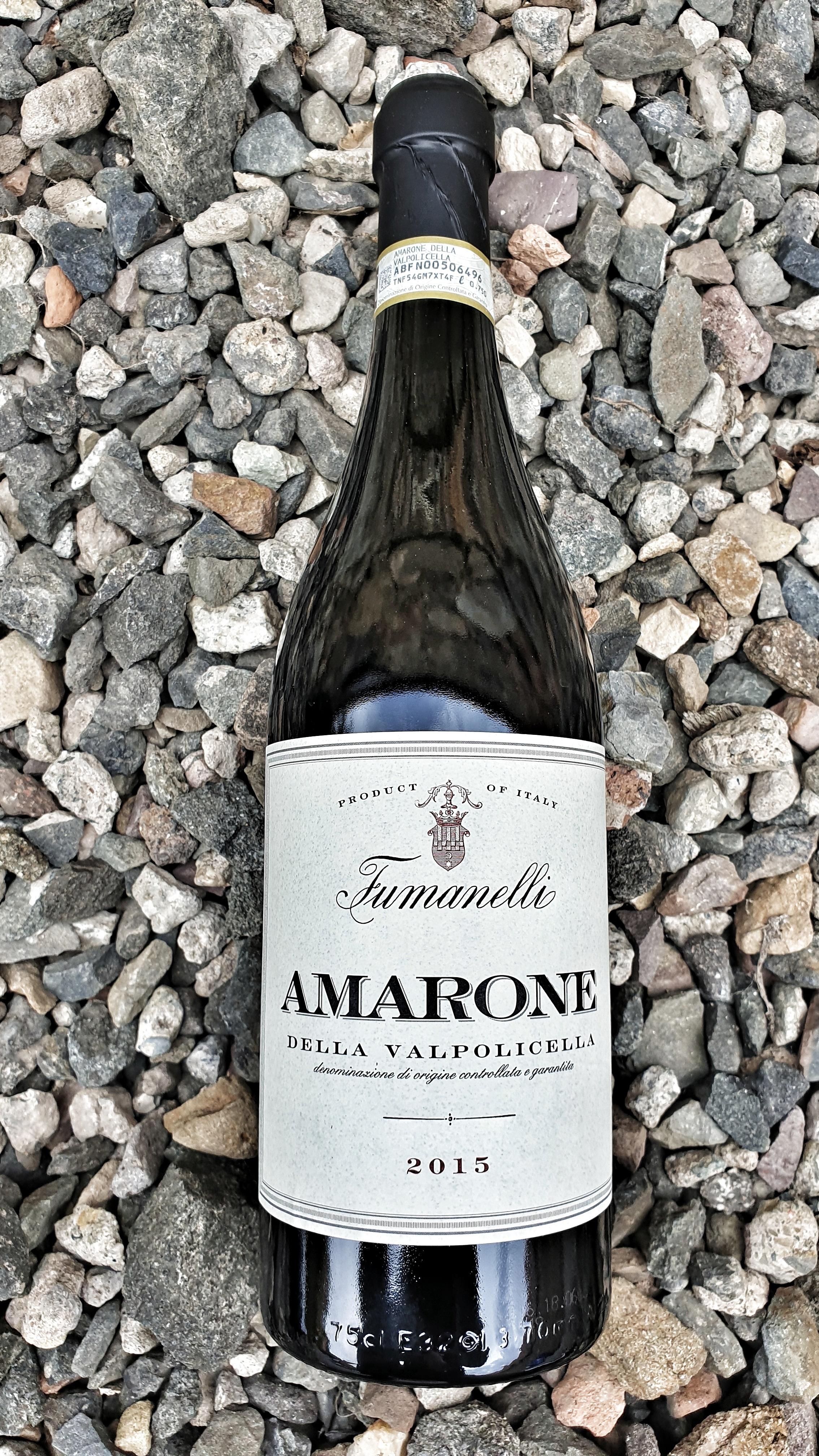 Amarone della Valpolicella Fumanelli 2015 00196