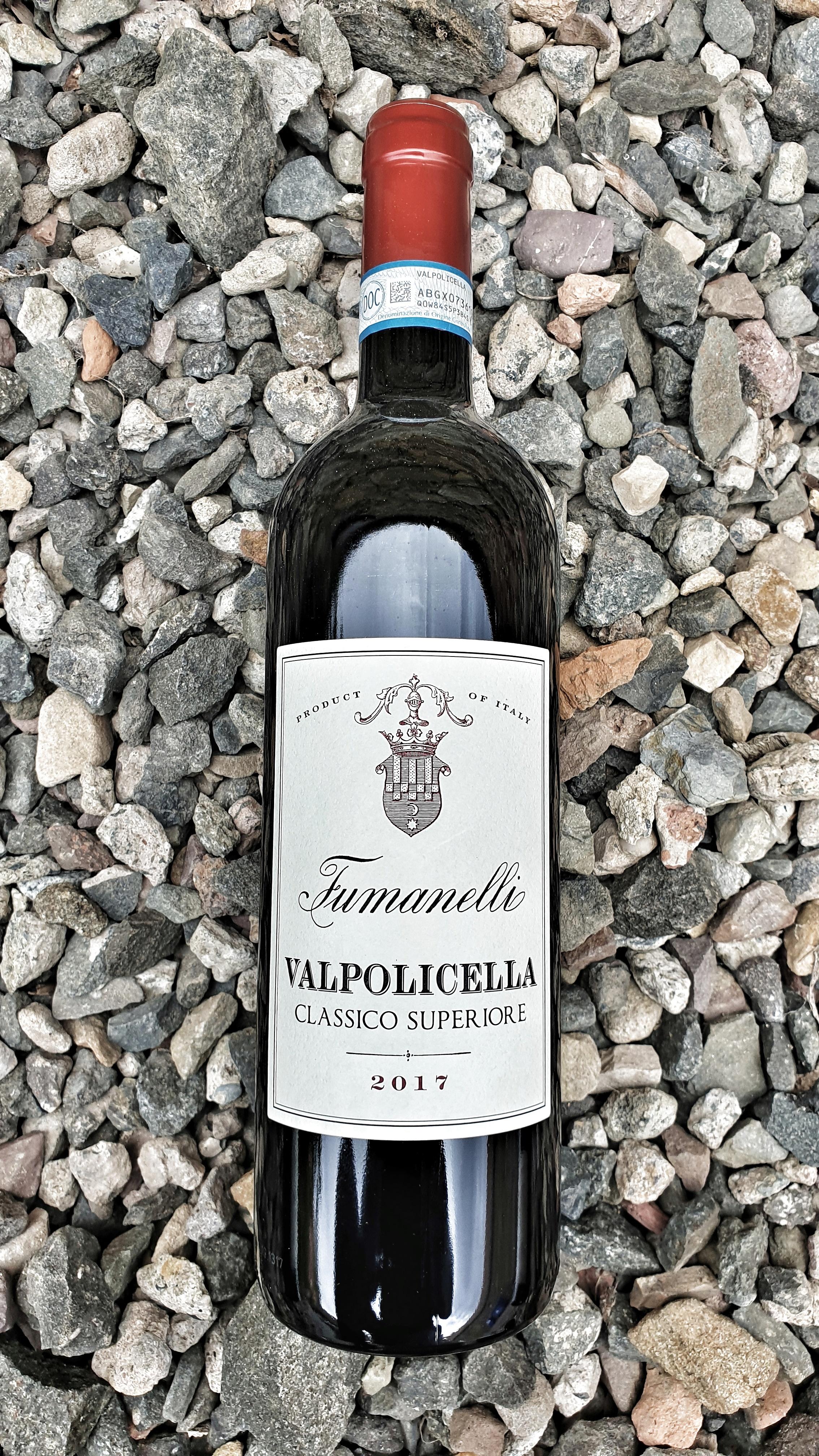 Valpolicella Classico Superiore Fumanelli 2017 00194