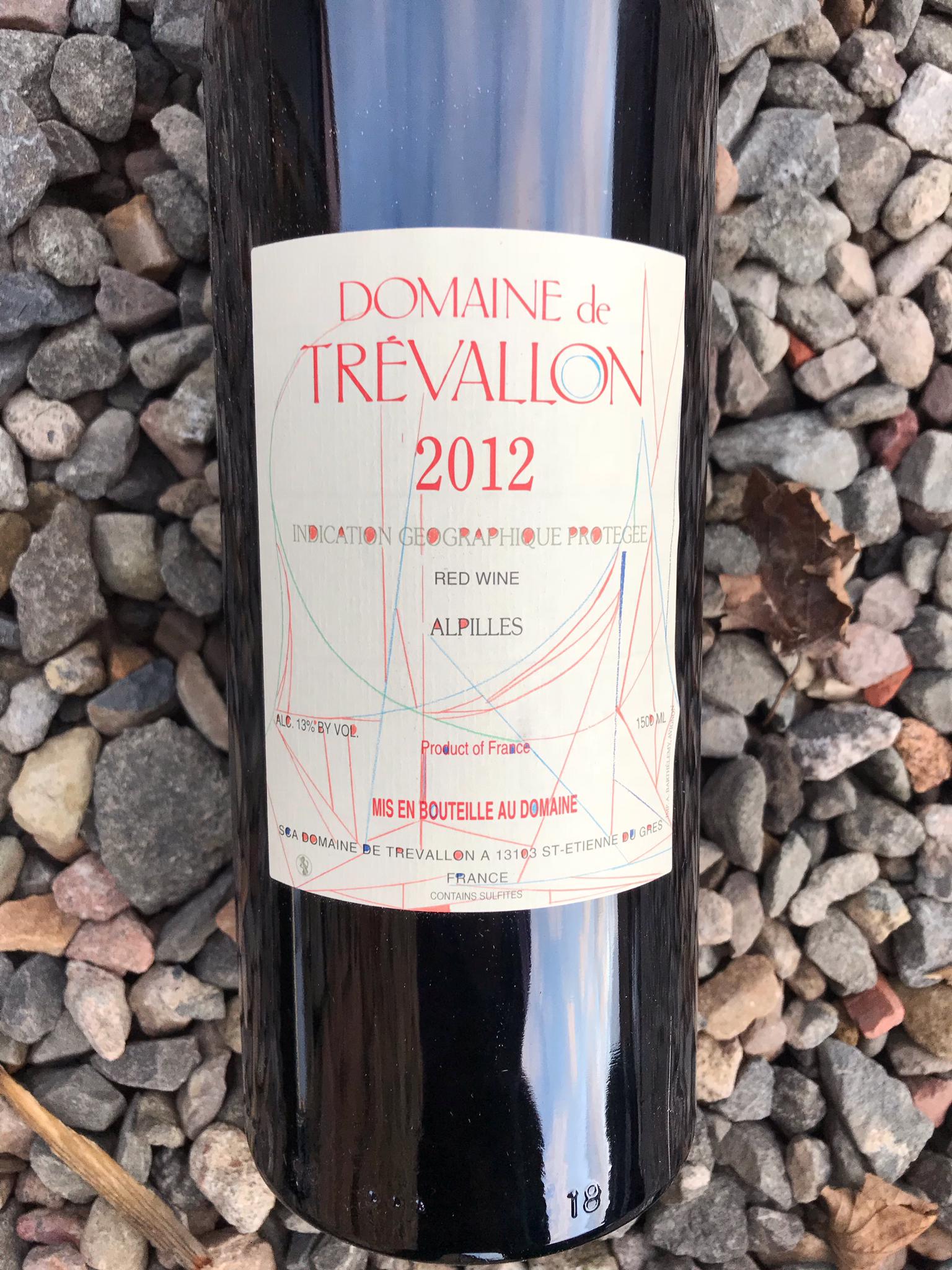 Domaine de Trevallon 2012 (Syrah/Cabernet Sauvignon) Magnum 00207
