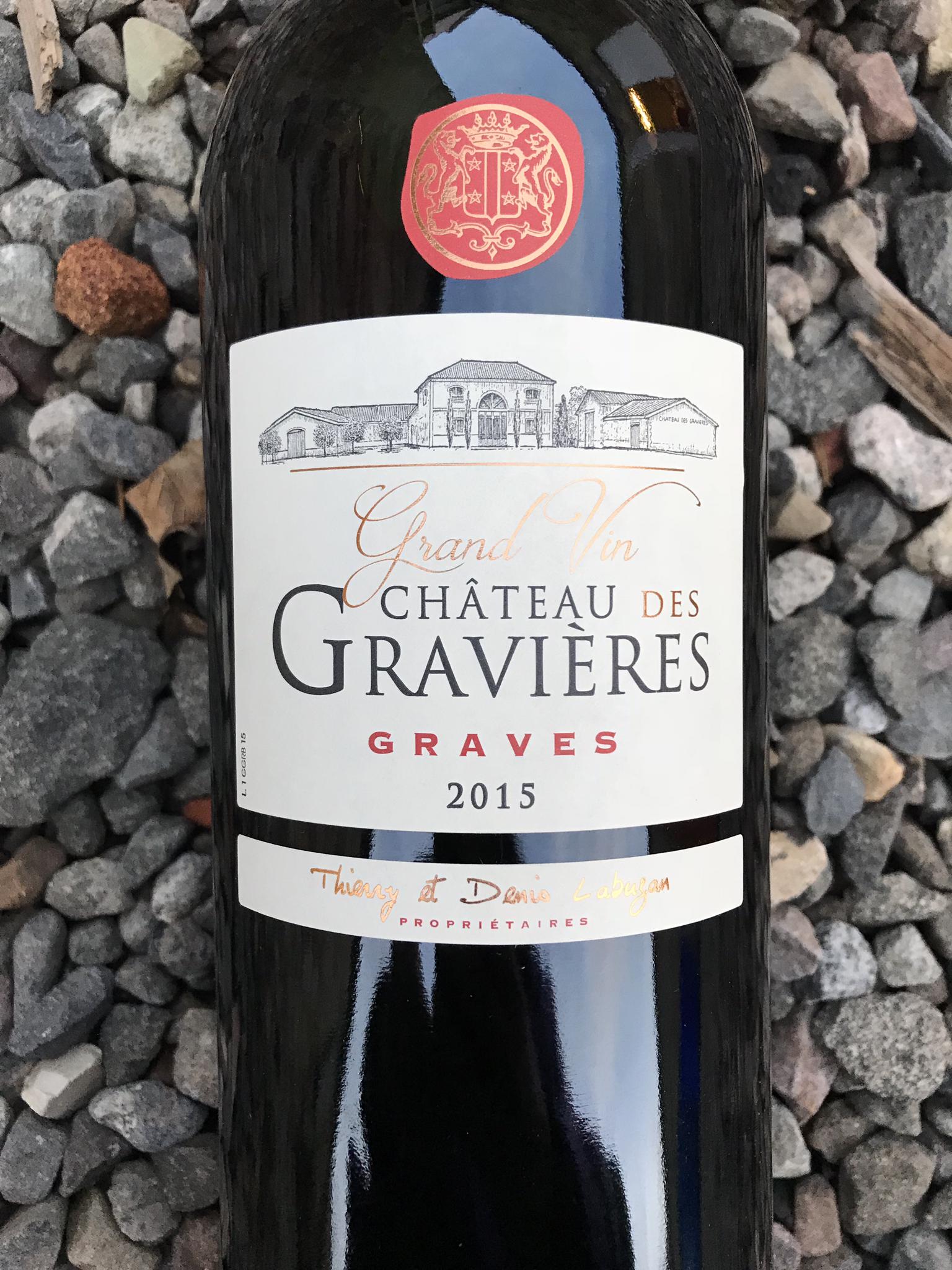 Chateau des Gravieres 2015 Magnum 00081