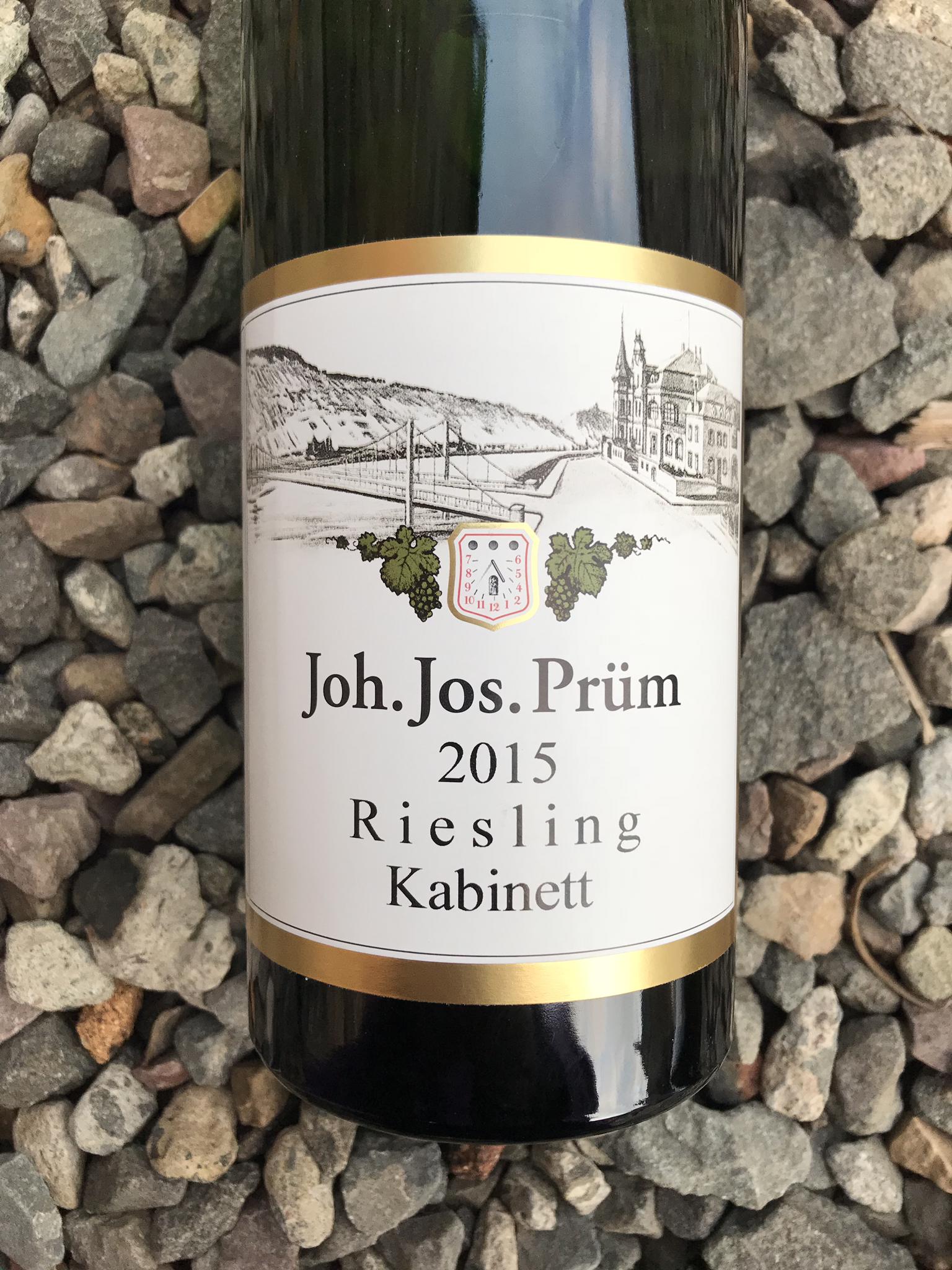 JJ Prum Riesling Kabinett 2015 00203