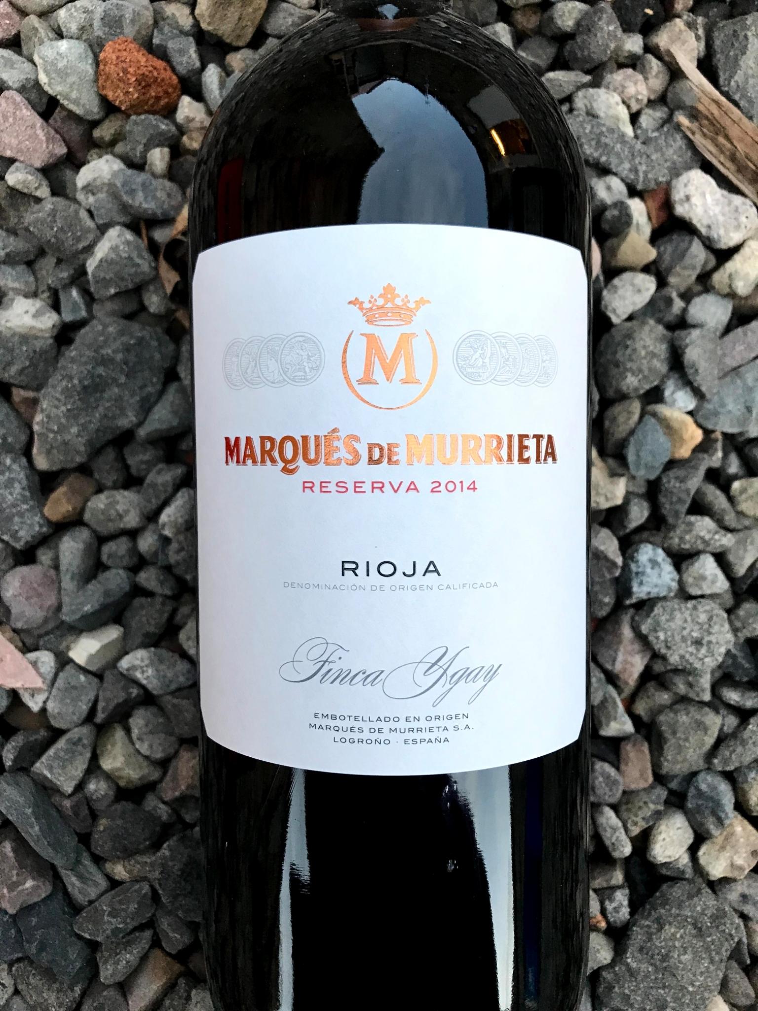 Rioja Reserva Marques de Murrieta 2014 Magnum 00084