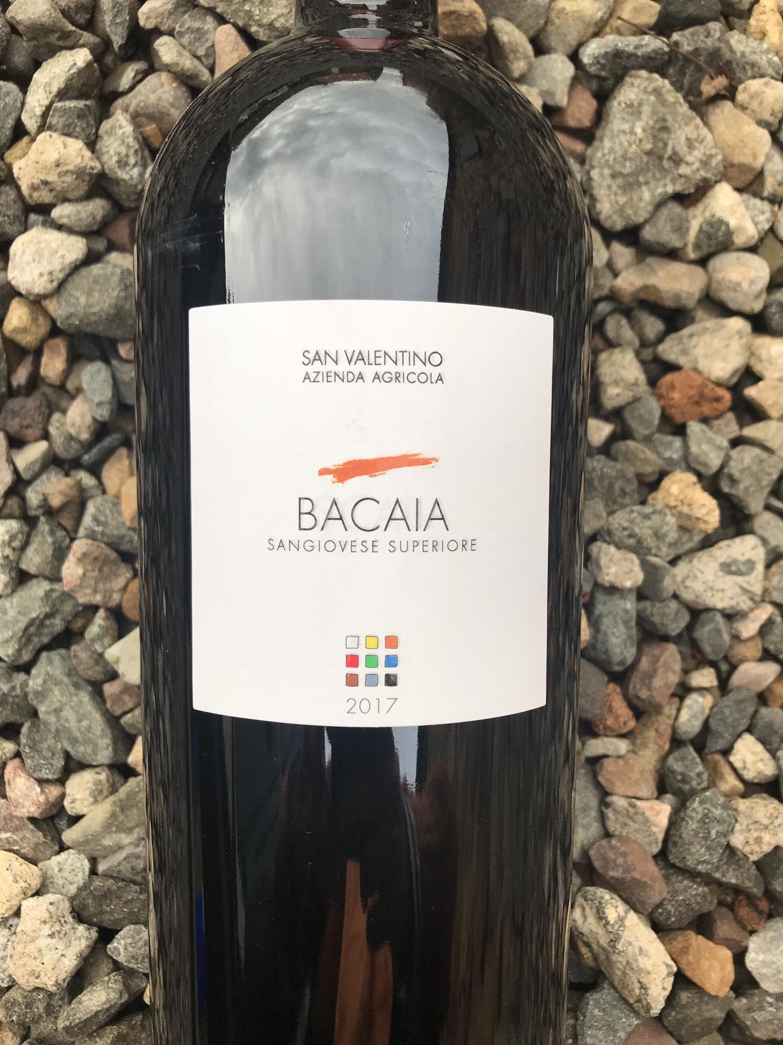 Sangiovese 'Bacaia' San Valentino 2016 Magnum 00204