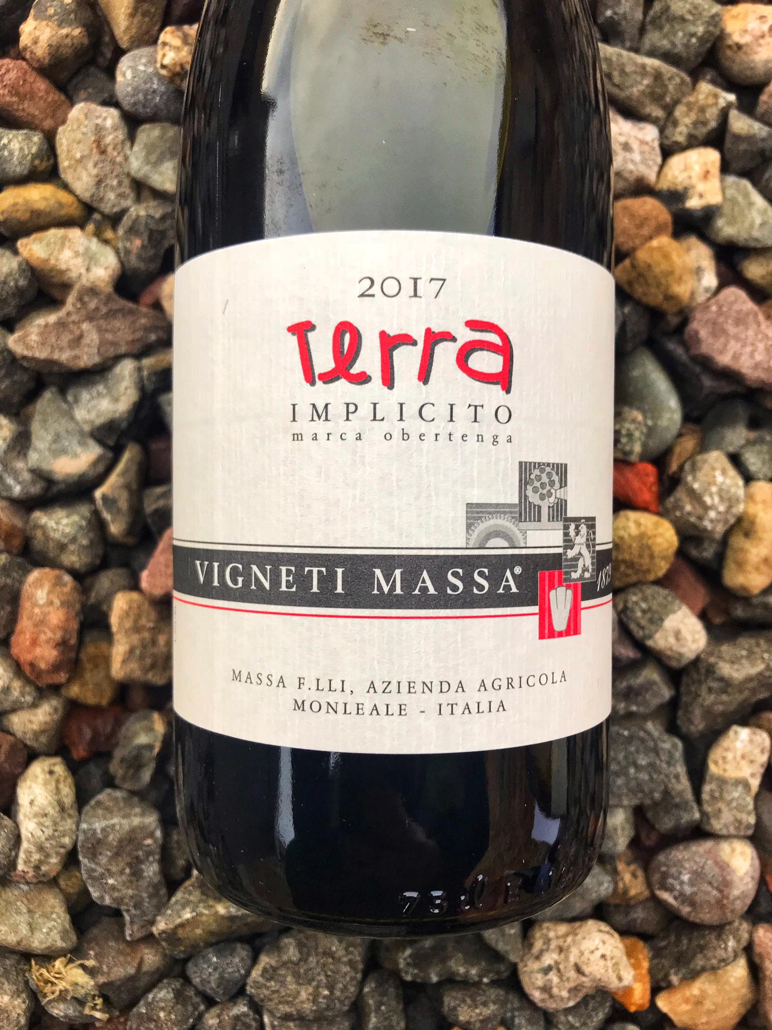 Barbera 'Terra' Walter Massa 2018 00218
