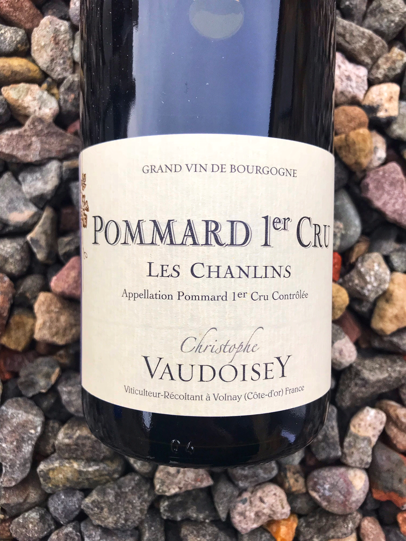 Domaine Christophe Vaudoisey Pommard 1er Cru 'Chanlins' 2015 00213