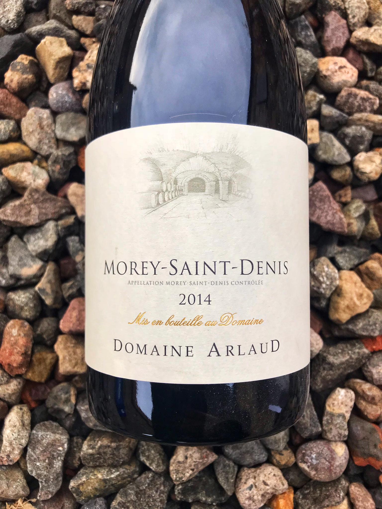 Morey St Denis Domaine Arlaud 2014 00139
