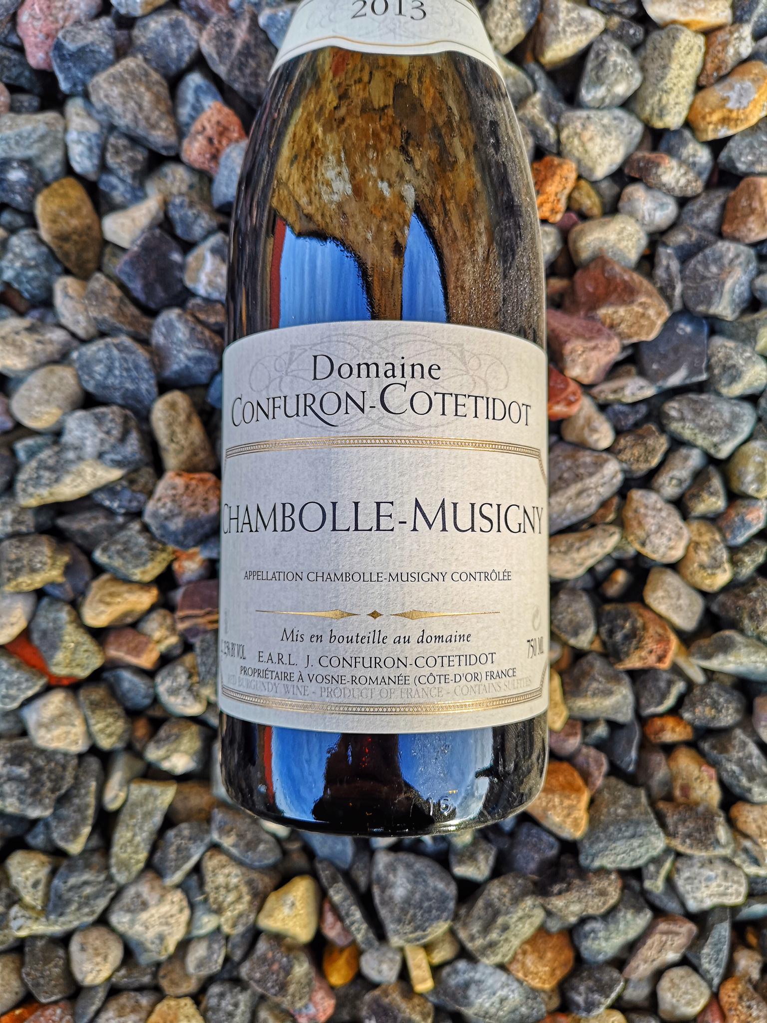 Confuron-Cotetidot Chambolle-Musigny 2013 00216