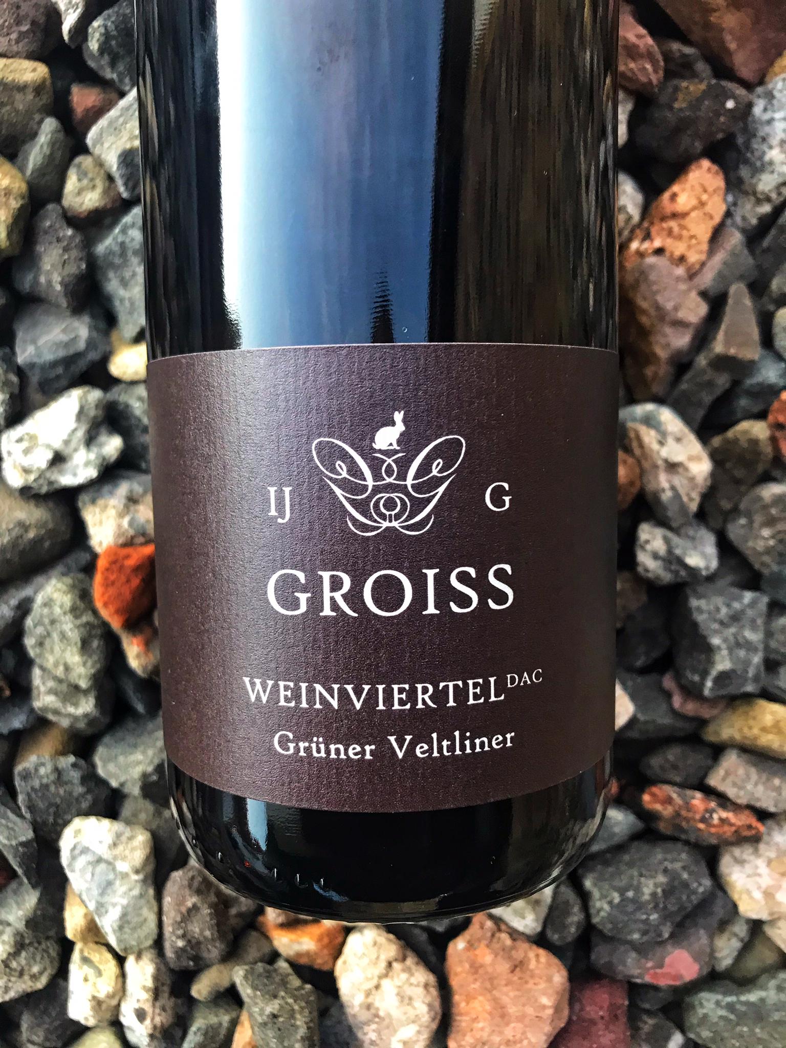 Gruner Veltliner Ingrid Groiss 2018
