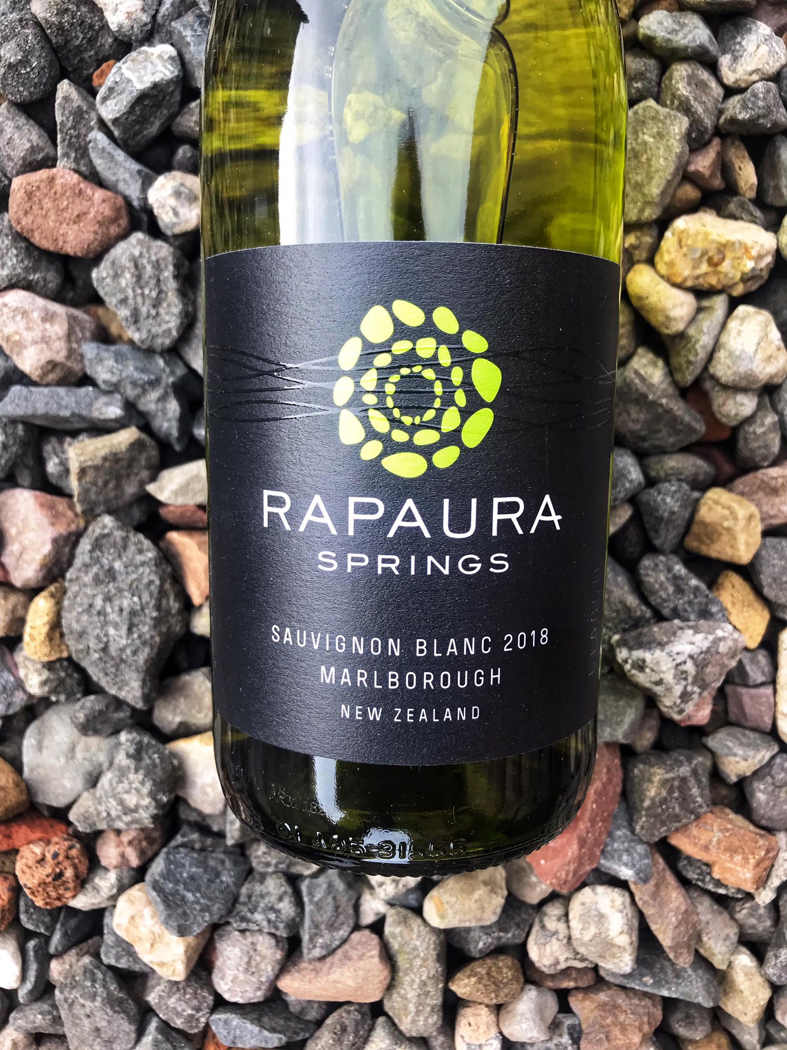 Rapaura Springs Sauvignon Blanc 2018 NZ1