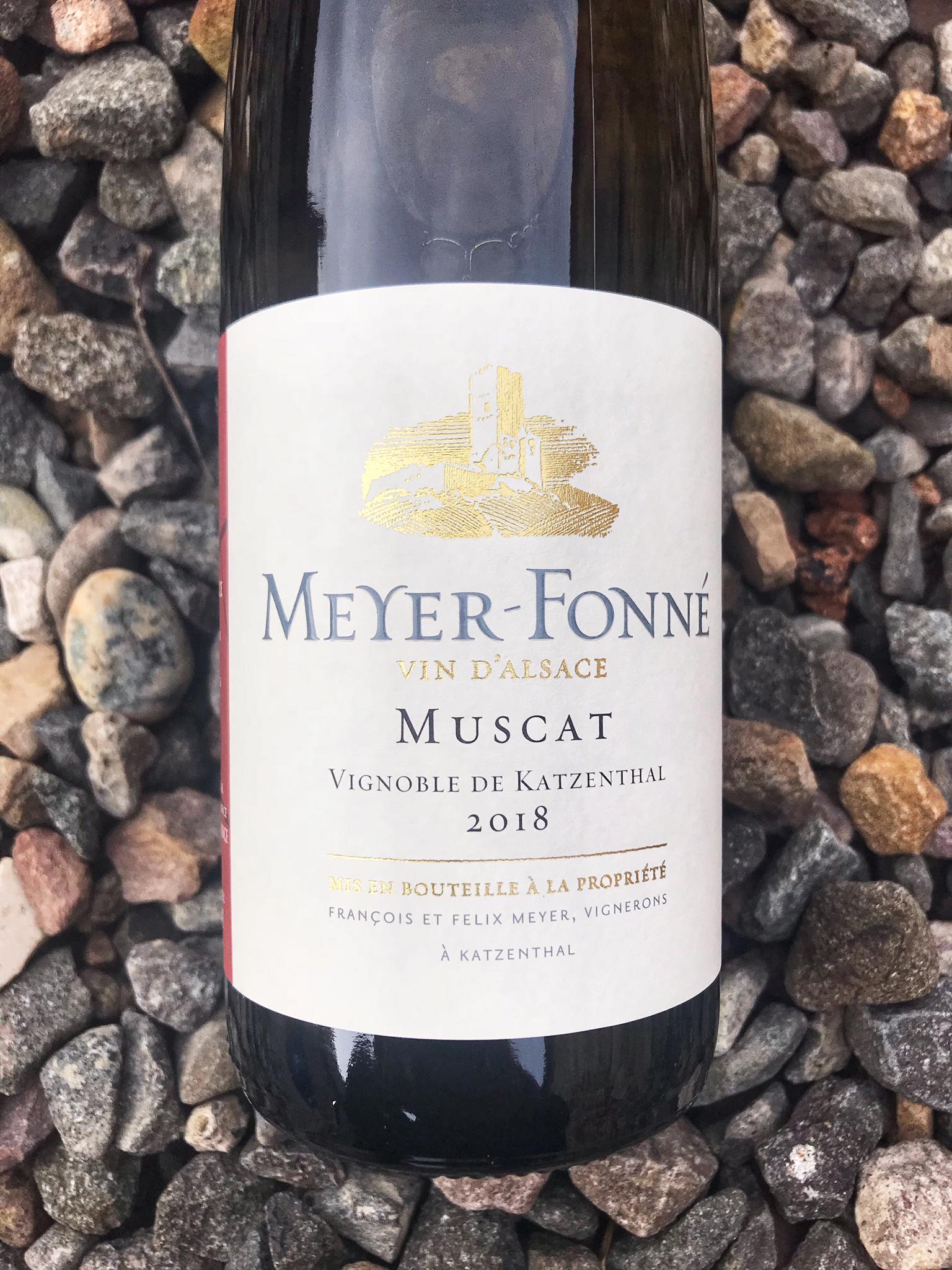 Meyer Fonne Muscat Vignoble de Katzenthal 2018 00241