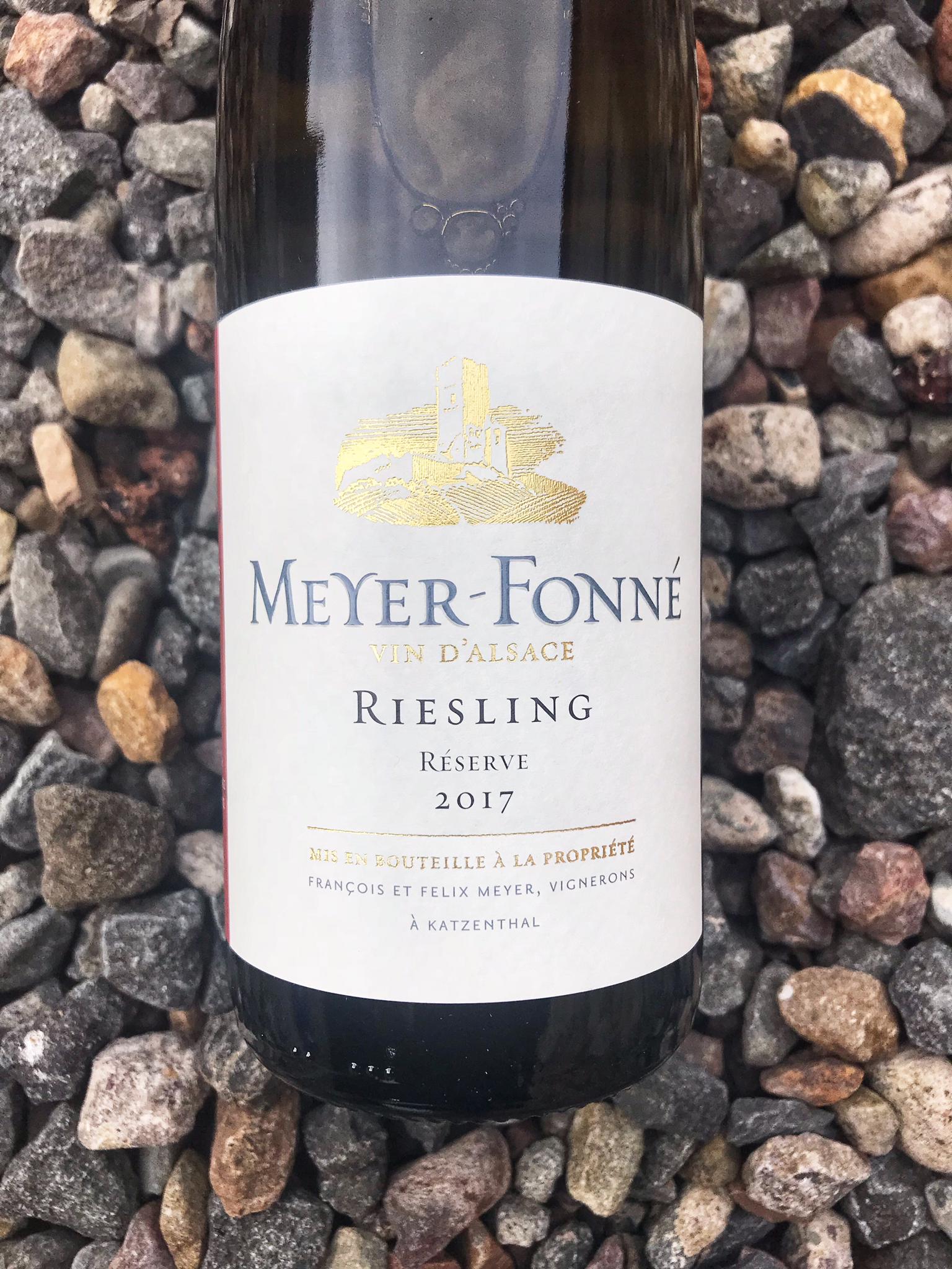 Meyer Fonne Riesling Reserve 2017 00243
