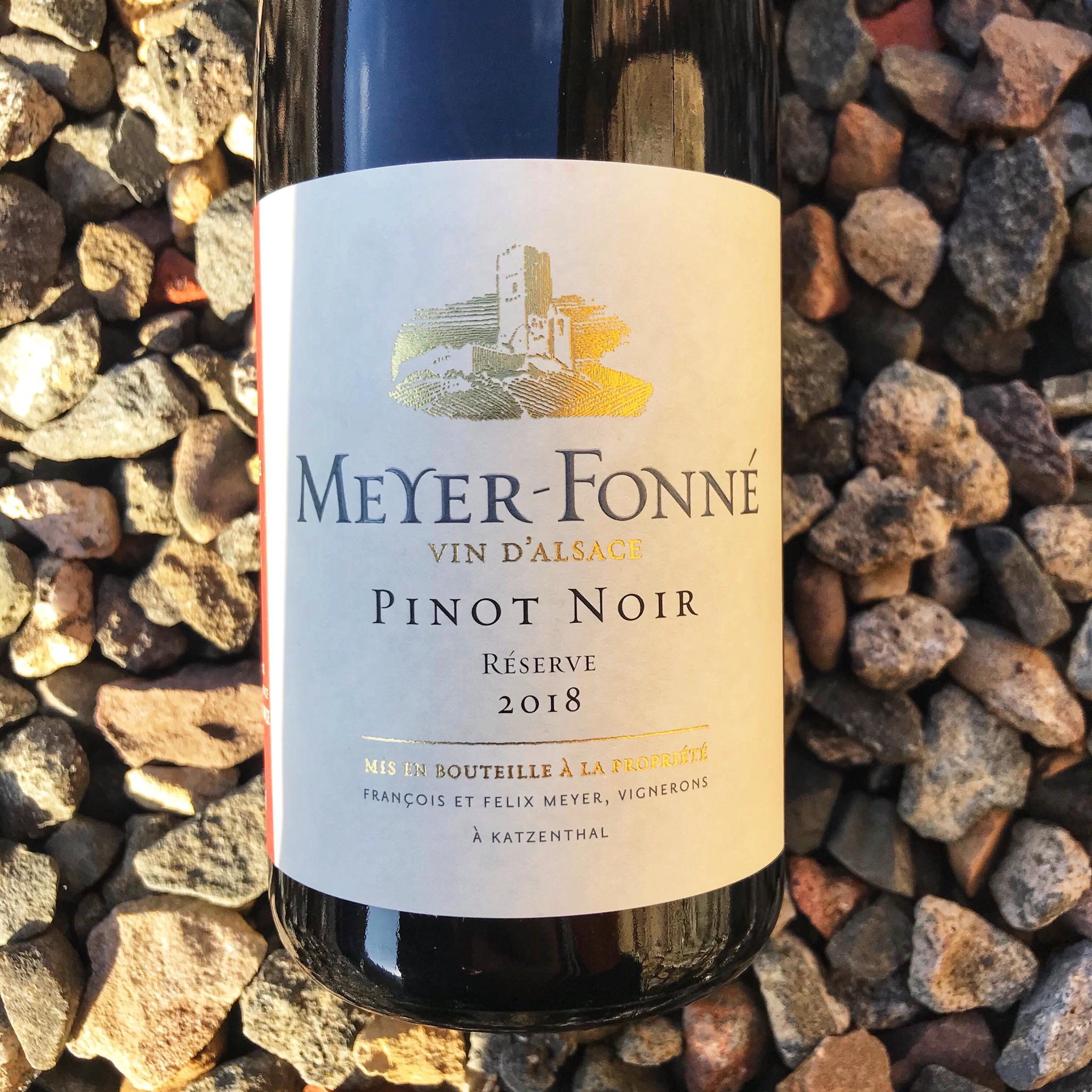 Meyer Fonne Pinot Noir Reserve 2018 00242