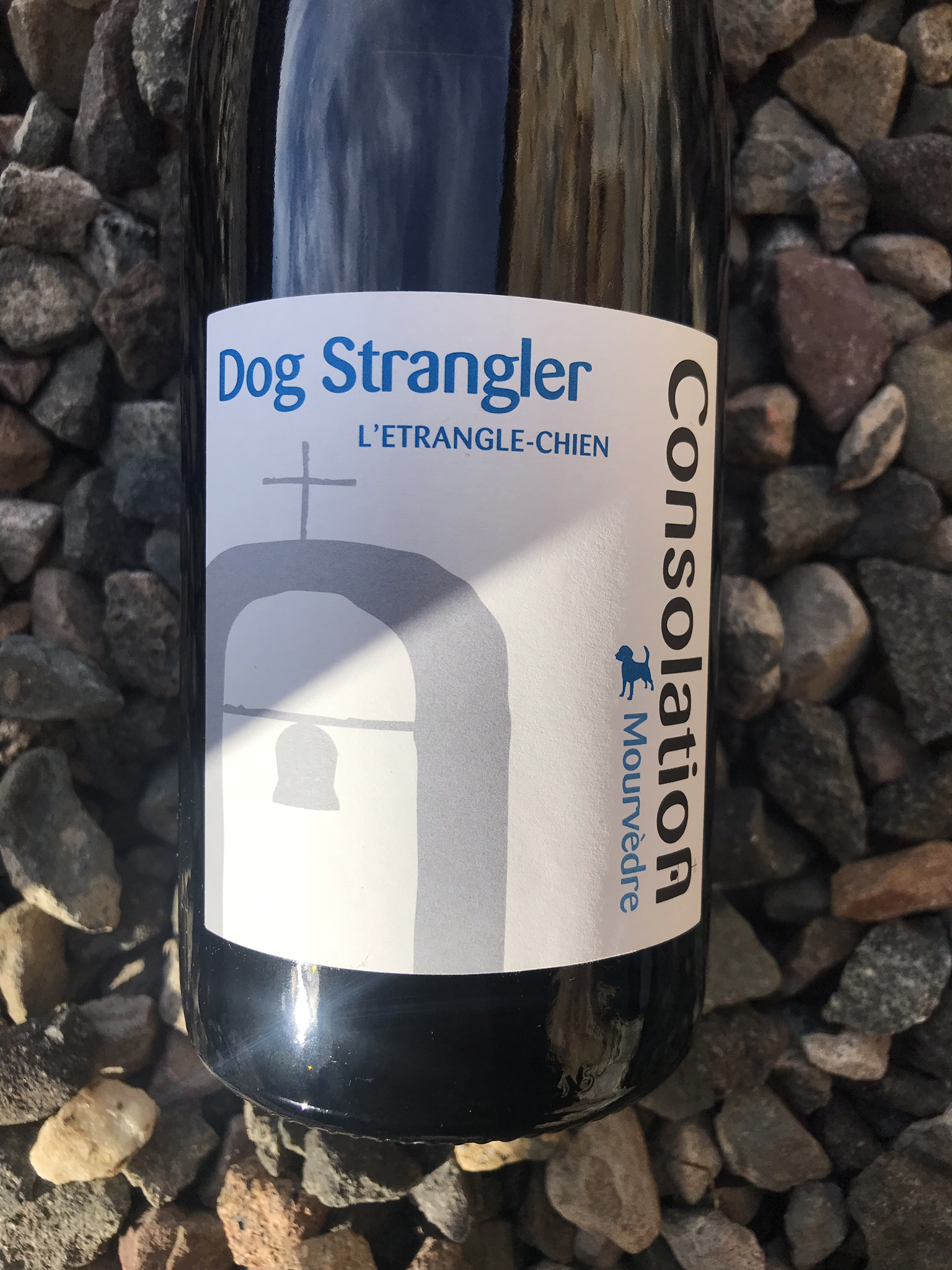 Consolation 'The Dog Strangler' Mourvedre 2017 FR24